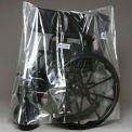 """Low Density Equipment Cover on Roll, 1 mil, 12"""" x 8"""" x 26"""", Clear, Pkg Qty 500"""