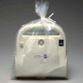 """Blue Tint Bags and Covers on Roll, 1.2 mil, 16"""" x 14"""" x 36"""", Pkg Qty 200"""