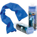 Ergodyne® Chill-Its® 6602 Cooling Towel, Blue, One Size