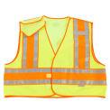 Ergodyne® GloWear® 8245PSV Public Safety Vest, Lime, 2XL/3XL