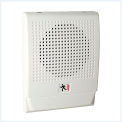 Edwards Signaling, EG4-S2, Wall Speaker, 25 V, White