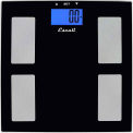Digital Bathroom Scale-Glass Elegance
