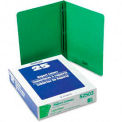 Title Panel And Border Front Report Covers, Light Green, 25 Per Box