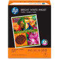 "HP® Bright White Inkjet Paper, 8-1/2"" x 11"", 24 lb, Bright White, 500 Sheets/Ream"