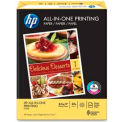 "HP® All-In-One Printing Paper, 8-1/2"" x 11"", 22 lb, White, 500 Sheets/Ream"
