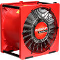"Euramco Safety 16"" Smoke Removal Fan With Explosion Proof Motor EA7000X 1/2 HP 3200 CFM"