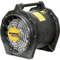"Euramco Safety 12"" Intrinsically Safe Blower EB7201XX 3/4 HP 2500 CFM"