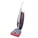 "Sanitaire® 12"" Commercial Bag-Style Upright Vacuum W/ Micron Filter®, Gray/Red - EUKSC679J"