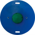 "CanDo® 16"" Circular Wobble/Rocker Board, 2""H, Green"