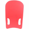 CanDo® Deluxe Kickboard with 2 Hand Holes, Red