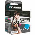 "Kinesio® Tex Classic Kinesiology Tape, 2"" x 4.4 yds, Black, 1 Roll"