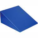 "Skillbuilders® Positioning Wedge, Blue, 26""L x 24""W x 8""H"
