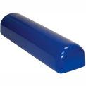 "Skillbuilders® Positioning Half Roll, 4""W x 18""L, 1"" Rise, Blue"