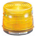 Federal Signal 141ST-024A Strobe light, 24VDC, Amber - 141ST-024A