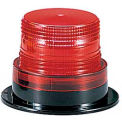 Federal Signal LP6-012-048R Light, 12-48VDC, Red - LP6-012-048R