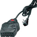 Fellowes®  Mighty 8 Surge Protector - Pkg Qty 4