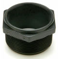 """2"""" Polypropylene Bung Adapter M100095 for Finish Thompson PF Series"""