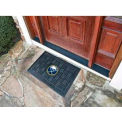 Buffalo Sabres Medallion Door Mat