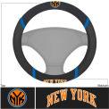 """Fan Mats NBA - New York Knicks Steering Wheel Cover 15"""" X 15"""" - 14867"""