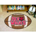 "Arkansas State Football Rug 22"" x 35"""