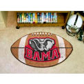 "Alabama Bama Football Rug 22"" x 35"""