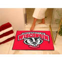 "Wisconsin Badger All-Star Rug 34"" x 45"""