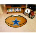 "Dallas Cowboys Football Rug 22"" x 35"""