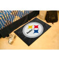 "Pittsburgh Steelers Logo Starter Rug 20"" x 30"""