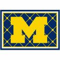 "Michigan Rug 5 x 8 60"" x 92"""