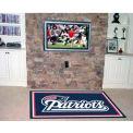 "New England Patriots Rug 5 x 8 60"" x 92"""