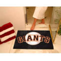 "San Francisco Giants All-Star Rug 34"" x 45"""