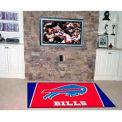 "Buffalo Bills Rug 5 x 8 60"" x 92"""