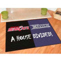 "Xavier /Cincinnati House Divided Rug 34"" x 45"""