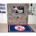 "Boston Red Sox  Rug 5 x 8 60"" x 92"""