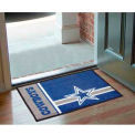 "Dallas Cowboys Starter Rug 20"" x 30"""