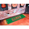 Illinois Putting Green Runner 18