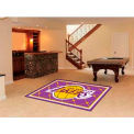 "Los Angeles Lakers Rug 5 x 8 60"" x 92"""