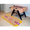 Los Angeles Lakers NBA Court Runner 24 x 44