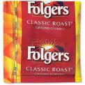 Folgers® Classic Roast Coffee, Regular, 0.9 oz., 36/Carton