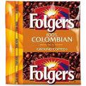 Folgers® Colombian Pouch Coffee, Regular, 1.8 oz., 42/Carton