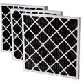 "Filtration Manufacturing 02OS-10202 Charcoal Pleated Filter , 10""W x 20""H x 2""D - Pkg Qty 12"
