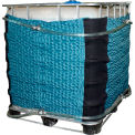 Flux Wrap Cooling Jacket System w/Insulation Wrap, Tubing & Connectors - 275 Gallon IBC Tote