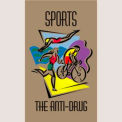 "Sports Anti-Drug Mat - 36"" x 60"""