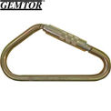 "Carabiner - Steel - 3-Stage Auto Lock - 2"" Gate"