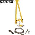 Gemtor HL3-6A, Portable Horizontal Add On System to 60'