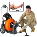 """General Wire P-MX-A Electric Floor Model Machine w/ Power Feed 100'x3/4"""" Cable & Cutter Set"""