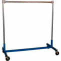 George O'Day H-Rack Garment Storage Rack H6048-1 - 1 Crossbar 63 x 23 x 54