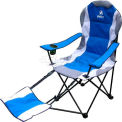 Camping Chair w/Footrest
