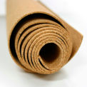 "Ghent® Natural Cork Roll, 144""W x 48""H x 1/8""D"