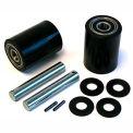GPS Load Wheel Kit for Manual Pallet Jack GWK-4YX96-LW - Fits Dayton Model # 4YX97